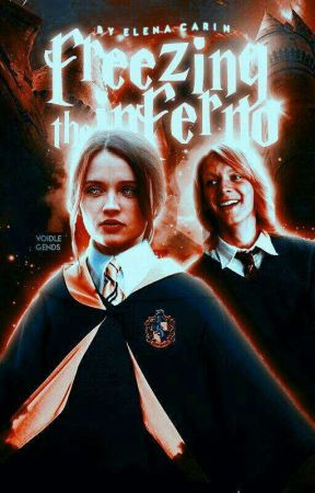 Freezing The Inferno | George Weasley by elenacarin97