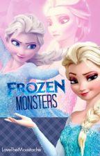 frozen monsters ↠ loki by LoveTheMoustache