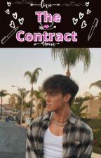 The Conract //Zach Herron  by Redclash