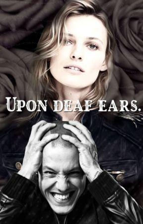 Upon Deaf Ears • High School by Venomis