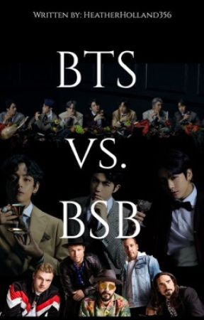 BTS vs BSB  by HeatherHolland356
