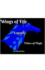 Wings of Fire: ~Legends~ Prince of Magic (1) by Emerald_Tree_Boa