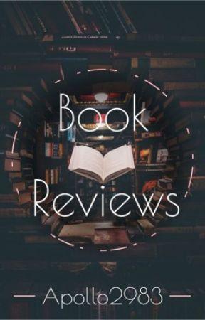 Book Reviews  by Apollo2983