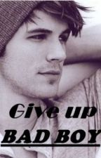 Give up Bad boy, give up... by JuliaGcz