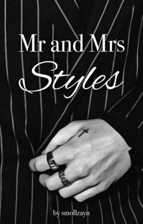 Mr. and Mrs.styles (Zarry) by smollzayn