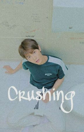 Crushing || Kang Taehyun by jameunnie