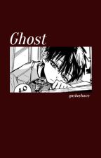 GHOST || HITOSHI SHINSO X OC by gayboyharry