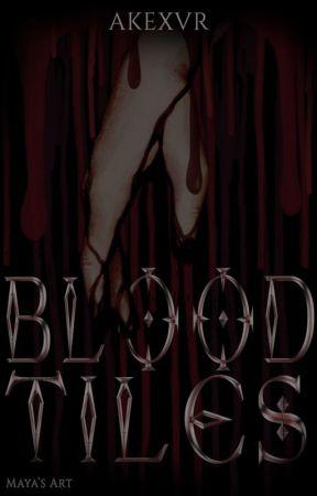Blood tiles by AlexVR46best