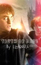 Harry Potter Truth or Dare by LizaRiddle