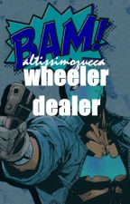 wheeler dealer | jason todd by boyblunder-