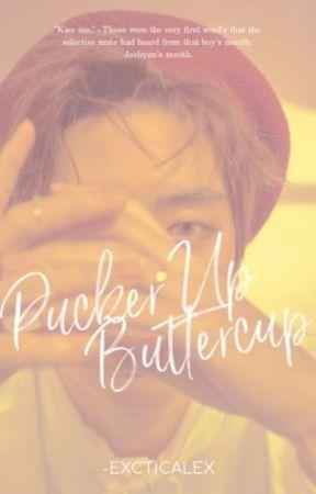 Pucker Up, Buttercup | Jaeyong by -EXCTICALEX