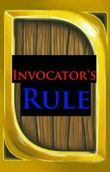 Invocator's Rule - The Card Game