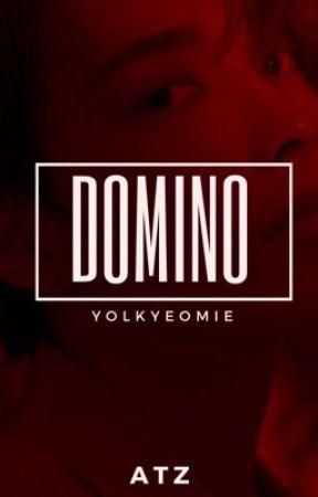 Domino | hongjoong  by yolkyeomie