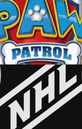 PAW Patrol's NHL Surprise