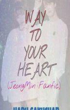 Way To Your Heart (Jimin X Jeongyeon) by Haru_sakuchan