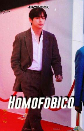 •Homofóbico•  Vhope by -DAYSHOOK