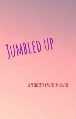 Jumbled up (sanders sides fanfic) by BlackRaven1725