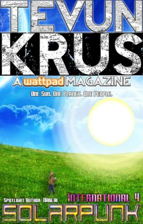 Tevun-Krus #75 - International 4: SolarPunk by Ooorah
