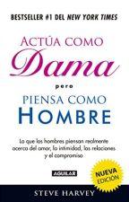 ACTÚA COMO DAMA, PERO PIENSA COMO HOMBRE by LeidyReadingBooks