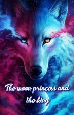 The moon Princess and The king... by sashamish