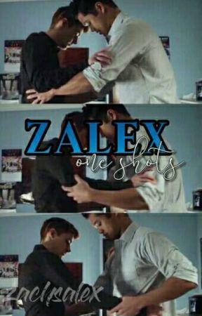 Zalex One Shots by zachsalex