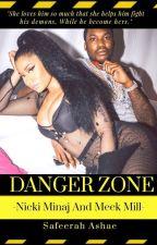 My Abusive Relationship- Nicki Minaj and Meek Mill by Safeerah_Ashae