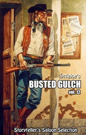 Busted Gulch Volume 12 by storytellers-saloon