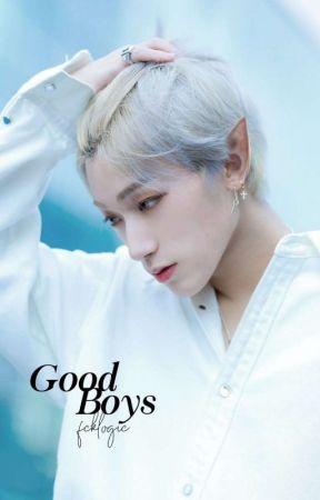 Good Boys - woosan ATEEZ by fcklogic