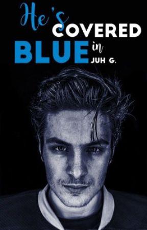 He's covered in Blue by ichbin_yulia