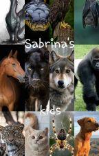 Sabrina's kids by TheFlyingWolf