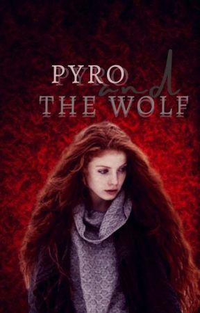 Pyro and the Wolf by MyranMyran