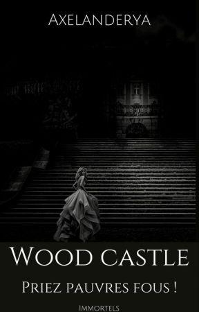 Darkwood Castle by Axelanderya