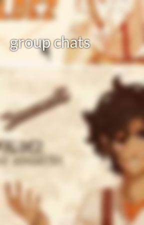 group chats by LeoValdeze