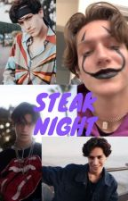 Steak Night//Chase Hudson by chinglingpie