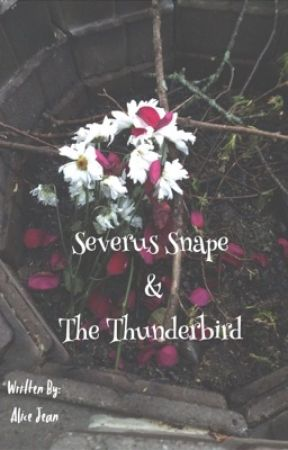 Severus and the Thunderbird by AliceJean89