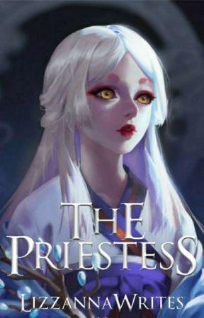 The Priestess by LizzannaWrites