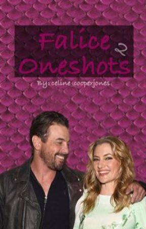 Falice Oneshots | Volume 2  by Celine_CooperJones
