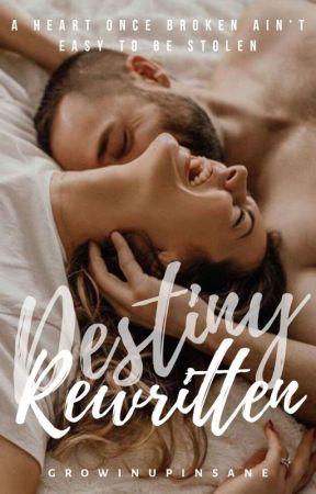 Destiny Rewritten | #2 by growingupinsane