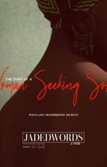 A Woman Seeking Solace