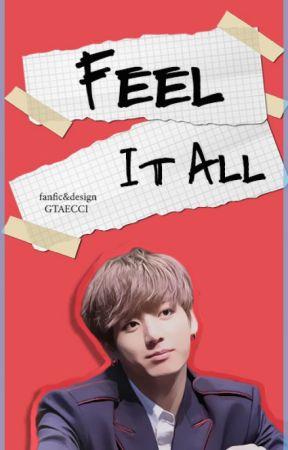 Feel It All   jjk + pjm by gtaecci