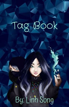 Tag Book by _-TheLinhSong-_