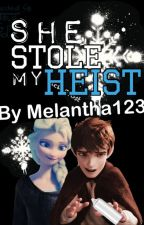 She Stole My Heist ( Jelsa / Big 5 / Big 6 ) by melantha123
