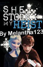 She Stole My Heist ( Jelsa / Big 5 / Big 6 ) by melantha123