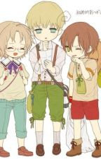 Hetalia Reader Inserts by LightblueflowersX