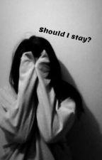 Should I stay?: A Lee Felix story by Jisungie_bear18
