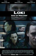 A Loki Novel Part I: Count the Realms by Goddess_Of_Loki