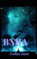 BNHA Zodiac Signs! by anothergermanpotato