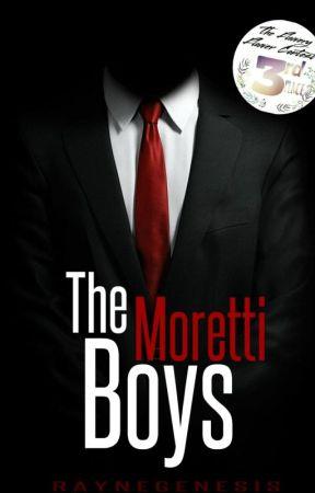 The Moretti Boys by RayneGenesis