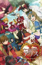 Clocks [Alice in the Country of Hearts Fan fiction] by Xztoboe