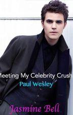 Meeting My Celebrity Crush, Paul Wesley by jbmermaid23